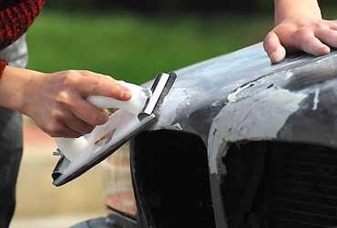 Tips to Repair Car Paint Damage | nascollisioncenter com